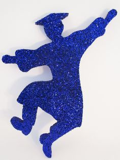 Grad Boy In the air graduation Styrofoam cutout for centerpieces – Designs by Ginny Graduation Table Centerpieces, Graduation Decorations, School Decorations, Candle Centerpieces, Wedding Centerpieces, Graduation Party Decor, Graduation Cards, Grad Parties, Creative Money Gifts