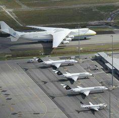 Maior avião do mundo                                                                                                                                                                                 More