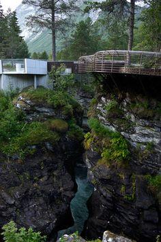 gudbrandsjuvet_jensen_skodvin_09 « Landscape Architecture Works | Landezine