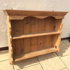 Vintage Pine Wood Irish File Cabinet | Modern cabinets Pine and Furniture storage : antique pine plate rack - pezcame.com