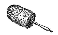 http://thegraphicsfairy.com/vintage-clip-art-feather-dusters-scroll-down-to-see/