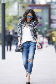 Trendy Outfit Combinations With Bomber Jackets