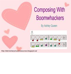 SMART Exchange - USA - Composing With Boomwhackers by Ashley Queen
