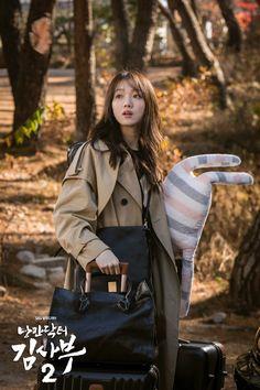 Drama Korea, Korean Drama, Korean Actresses, Korean Actors, Lee Sung Kyung Fashion, Dramas, Yoon Bora, Ahn Hyo Seop, Romantic Doctor