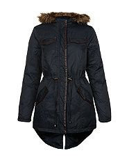 Check out New Look's latest women's parka coats, including classic fur hood coats in black and khaki. Find women's parka jackets, with free delivery available. Winter Coats Women, Coats For Women, Jackets For Women, Winter Jackets, Hooded Parka, Parka Coat, Motorcycle Jacket, Military Jacket, New Look Women