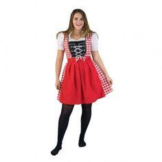 Zwarte Tiroler Dames Trachten Jeans (driekwart)