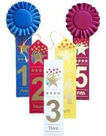 How to Make Award Ribbons on a Computer
