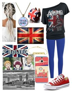 """""""i love england london in the 1800s,its so pretty!"""" by nightmare-reaper ❤ liked on Polyvore featuring Black Diamond, Converse and Casetify"""