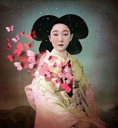 Madame Butterfly  Commissioned Work for the Cincinnati Opera