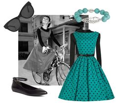 How To Dress Like Audrey Hepburn – Clothing Combinations Audrey Hepburn Style, My Fair Lady, Outfit Combinations, Costumes For Women, Put On, Style Icons, Polyvore, Fashion Looks, Girly