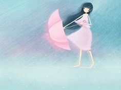 Dream of Echi - Echi Illustrations (Vol.02)   - Elegant Echi Girl - Beautiful Echi Illustration Wallpaper 19
