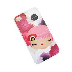 Momiji iPhone 4 Cover - My Girl