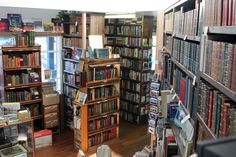 Off the Beaten Path Bookstores...