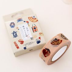 1 x 10M length vintage zakka washi tape DIY album decorative masking tape adhesive tape kawaii stationery washi tape-in Office Adhesive Tape from Office & School Supplies on Aliexpress.com | Alibaba Group