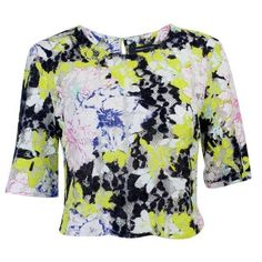 Botanical Tripp Lace Short Sleeve Top for only $35.00   #mulberrymusefashion #fallfashion #fall2017