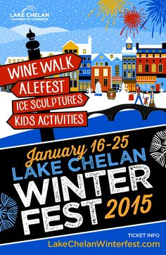 One of my favorite events in Lake Chelan! Such a fantastic, fun filled time! I look forward to it all year long!