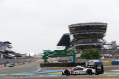 Mark Webber Porsche Le Mans WEC 2016