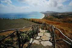 Porto Santo Landscape | Portugal #AirConcierge Best Beaches 2014 Europe