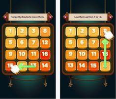 Scramble 7: coinvolgente puzzle game numerico che può essere giocato gratuitamente