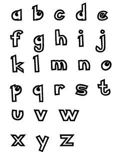 Trains Alphabet Shape With The Good