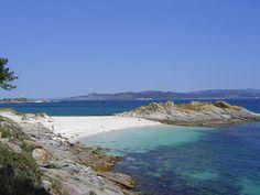 Illas Cies Praia - Islas Cíes - Wikipedia, la enciclopedia libre