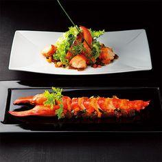 食卓が華やぐ贅沢な一品。【高島屋限定】オマール海老のコンフィ ジュレソース