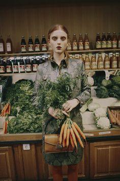Madison Stubbington by Fanny Latour-Lambert