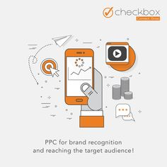 Promote your business in the online world with PPC or Pay Per Click. A great tool to reach the right audience at the right time for higher conversions.  Checkbox can help you design marketing strategies with PPC for higher conversions.  Checkbox, your partner in growth!  #digitalmarketing #marketing #socialmediamarketing #socialmedia #seo #emailmarketing #contentmarketing #advertising #ppcmarketing Email Marketing, Content Marketing, Social Media Marketing, Digital Marketing, Check Box, Right Time, Promote Your Business, Marketing Strategies, Fun Activities
