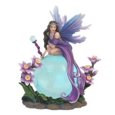 December Birthstone Fairy by Jennifer Galasso - CC7983 by Medieval Collectibles