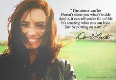 Demi Lovato — Believe In Me Lyrics