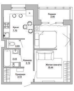 Грамотное зонирование пространства – залог комфортного и функционального интерьера. Вместе с архитектором Анной Ворошилиной рассказываем, как сделать из одной комнаты две и не пожалеть об этом
