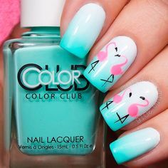 Fashionable Nail Art Designs For Summer picture 1