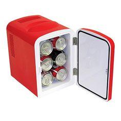 Coca-Cola Personal Fridge Compact Refrigerator (KWC4) 1
