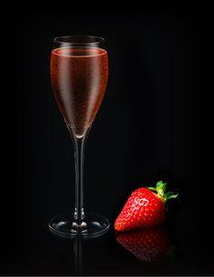 Recette cocktail facile a faire Calvados Champagne : Variante Kir Royal - Calvados Cocktails