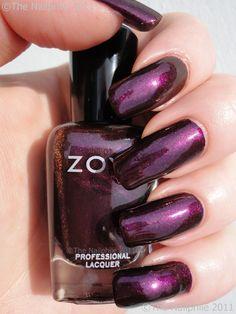 Zoya Gem. A pretty plum