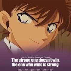 Kẻ mạnh không phải kẻ chiến thắng. Kẻ chiến thắng mới là kẻ mạnh.
