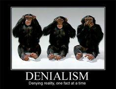 "I'm going to start using ""denialism"" as an umbrella term for anti-science kooks, anti-vaxxers, anti-global warming eedjits, conspiracy theorists, godbots and libertarians."