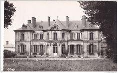 Frankreich - Jossigny (77) - Le Château vu du Parc
