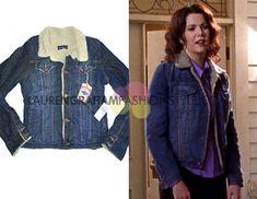Earl Jean / Gilmore Girls / 2.12 - Richard in Stars Hollow / 2002