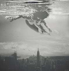 Invisible Cities #surreal #dark