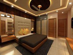 Bad Room Design, Bedroom Pop Design, Study Room Design, Wardrobe Design Bedroom, Luxury Bedroom Design, Bedroom Furniture Design, Home Room Design, Bed Design, Bedroom Ideas