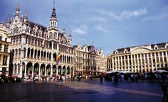 Brussel (Belgium)... See you in a month!