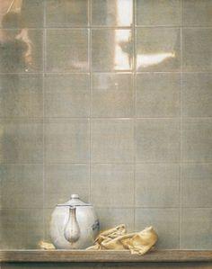 Oggetti - tempera, cm 40x50, 2004