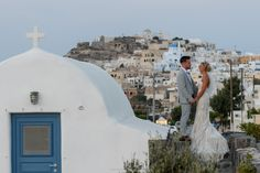 Make a dream come true Santorini Wedding, Greece Wedding, Wedding Planner, Destination Wedding, Wedding Day, Dream Come True, Perfect Wedding, Love Story, Postcards