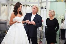 Vicky Pattison wows in strapless 6900 bridal gown  She has had to post-pone her wedding to her beau John Noble twice.  Yet Vicky Pattison looked ready to storm the aisle when she wowed in a stunning 6900 bridal gown during filming TLCs Say Yes to the Dress UK in recent weeks.  Former Geordie Shore star Vicky 30 was every inch the beautiful bride when she displayed her hourglass curves in the strapless gown at Confetti and Lace in Essex.  She Shore makes a beautiful bride! Busty Vicky…