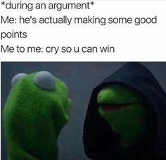 40 Evil Kermit the Frog Me to Me Memes - Funny Kermit Memes, Really Funny Memes, Stupid Funny Memes, Funny Relatable Memes, Funny Tweets, Haha Funny, Funny Stuff, Kermit The Frog, Relationship Memes