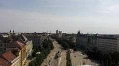 Debrecen view: Nagytemplom.