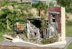 WIP - Scratchbuilt by Marcel Ackle 1:22,5 scale