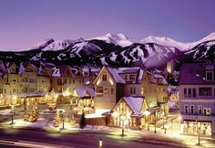 Breckenridge, CO. This quaint little town is freezing cold, but with a warm heart. Loved it here for a quick winter vacation.