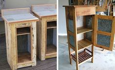 Recycled furniture by AdHoc